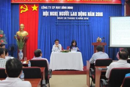 Hội nghị người lao động 2016